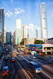 Secteur d'Amirauté de Hong Kong Image libre de droits
