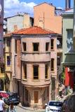 Secteur de Balat, Istanbul, Turquie Image stock