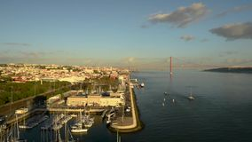 Secteur de Belem à Lisbonne clips vidéos
