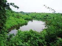 Secteur de cantonnement naturel d'environnement de manque de Chitagong photo stock