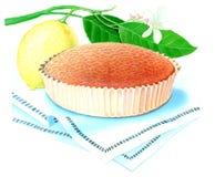 Secteur de citron Photo stock