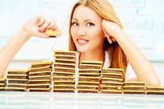 Secteur de la boulangerie Photo libre de droits