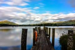 Secteur de lac, Royaume-Uni Photographie stock libre de droits