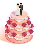 Secteur 8 de mariage Photo libre de droits
