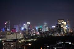 Secteur de Nanshan de Shenzhen images libres de droits