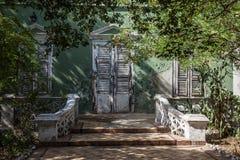 Secteur de Scarloo - maison ruinée photographie stock libre de droits