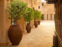 Secteur de touristes de Madinat Jumeirah Photographie stock libre de droits