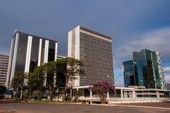 Secteur financier de Brasilia photos stock