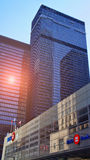 Secteur financier de Toronto - banques importantes Photographie stock
