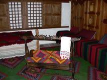 Secteur folklorique suranné de Bulgarie Image stock