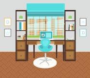 Secteur intérieur de bureau Image stock