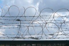 Secteur restreint Photographie stock libre de droits