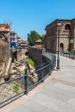 Secteur Tbilisi la Géorgie de bain public d'Abanotubani Image stock