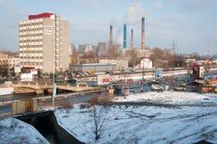 Secteurs de sud de Bucarest images libres de droits