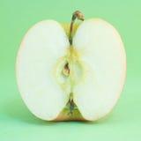 Sectie van appel Royalty-vrije Stock Afbeelding