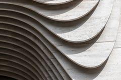 Secties van de concrete muur, abstracte achtergrond royalty-vrije stock foto's