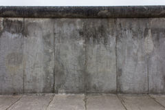 Section of the Berlin Wall Royalty Free Stock Image