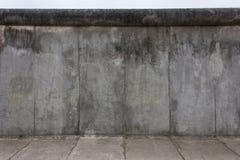 Section de Berlin Wall image libre de droits