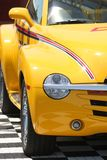 Section de véhicule Images stock