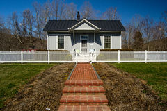 The Section Foreman's Cottage - Overnight Stays Stock Photo