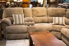 Sectional Sofa Stock Photos