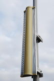 Sector antenna. S for quick internet access point Royalty Free Stock Photos