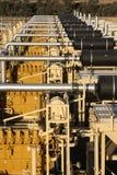 Sector da energia Imagem de Stock