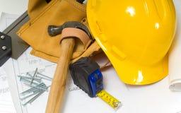 Sector de la construcción Fotografía de archivo libre de regalías