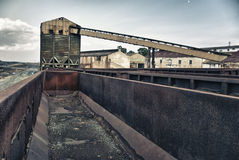 Sector mineiro Fotos de Stock Royalty Free