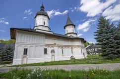 Secu monastery Stock Photo