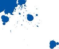 Secuencia de la tinta ilustración del vector