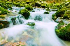 Secuencia del agua Imagen de archivo