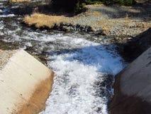 Secuencia del agua Fotografía de archivo libre de regalías
