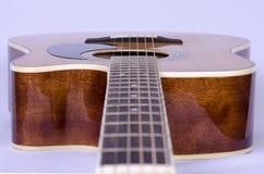 Secuencias de la guitarra Foto de archivo libre de regalías