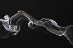 Secuencias de un humo Fotos de archivo