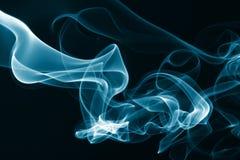 Secuencias de un humo Imágenes de archivo libres de regalías