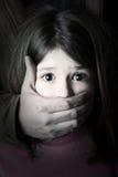 Secuestro de niños Fotos de archivo