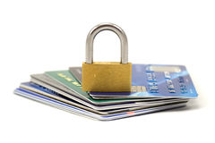 Secure banking Stock Photos