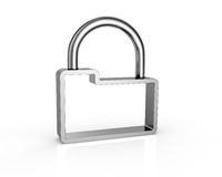Secure data Stock Photography