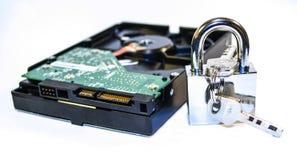 Secure data Stock Photos