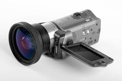 Secure digital camcorder Royalty Free Stock Photos