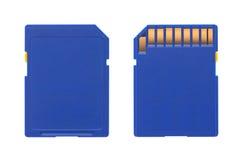 Secure Digital card Royalty Free Stock Image