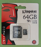 Secure Digital SD memory card Stock Image