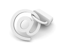 Secure Email Royalty Free Stock Images