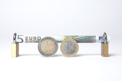 Secure Euro Stock Photography