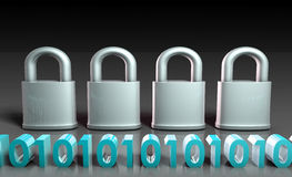 Secure Gateway Stock Images