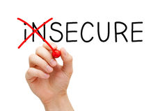 Secure not Insecure Stock Images