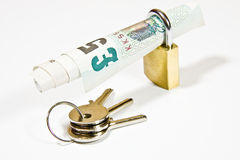 Secure payment Stock Photography
