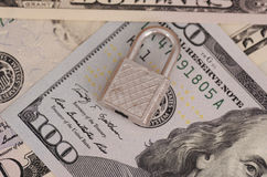 Secure payments Stock Image