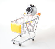 Secure Shopping Royalty Free Stock Photos